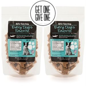 Picture of Every Dogs Favorite - PB and Bacon (8 oz) [QTY: 2]